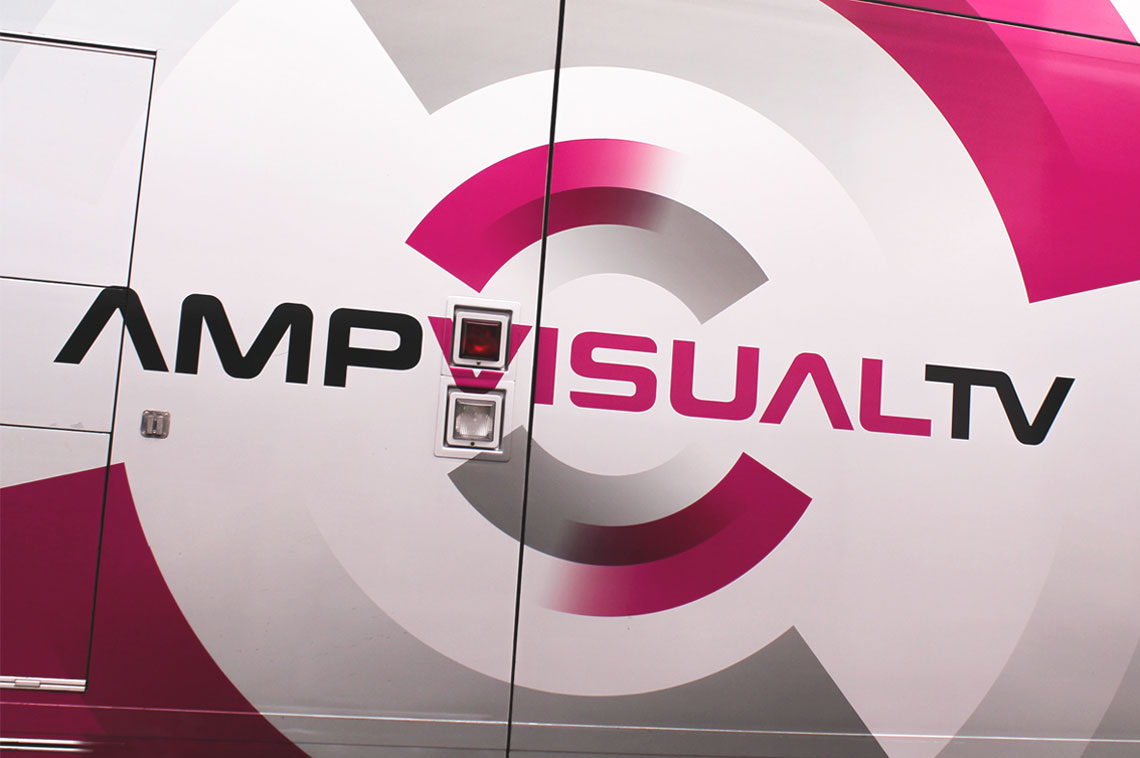 Visuel AMP Visual TV