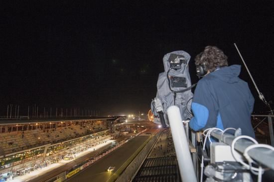 24 Heures du Mans, AMP VISUAL TV reconduit.
