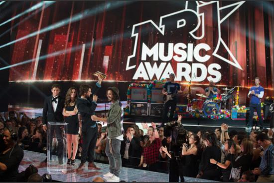 NRJ MUSIC AWARDS : l'évènement musical