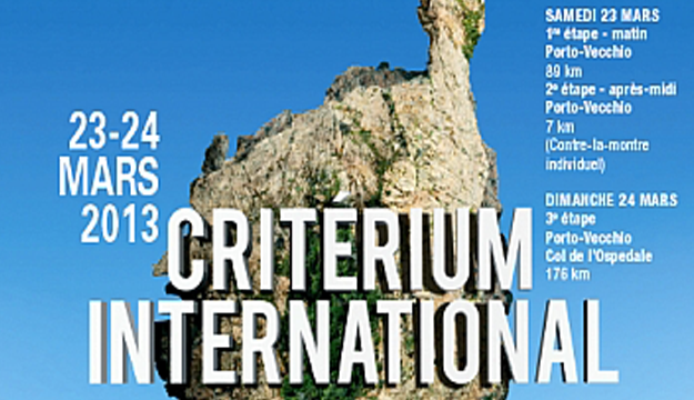 Criterium international 2013