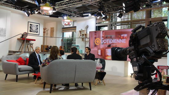 Quotidienne Studio 49 (3)