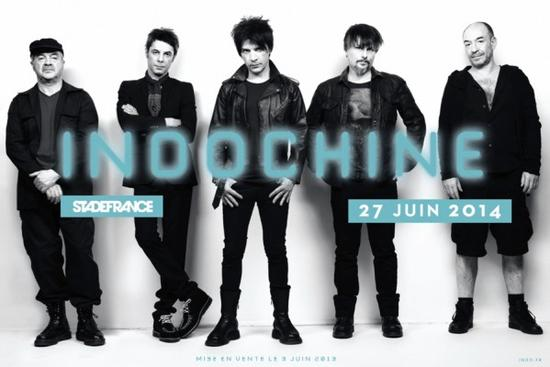 INDOCHINE 2014