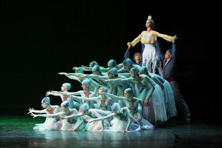 French touch au théâtre Mariinsky