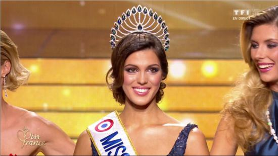 L'élection de Miss France 2016
